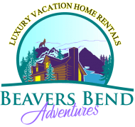 Beavers Bend Adventures logo.