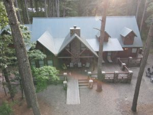 A photo of a vacation rental near top Broken Bow fishing spots.